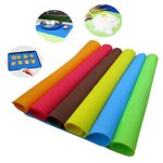 ACE Silicone Mats Baking Liner Best Silicone Oven Mat Heat Insulation Pad Bakeware Kid Table Mat