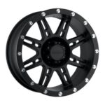 Pro Comp Alloys Series 31 Wheel with Flat Black Finish (16×8″/6×139.7mm)